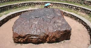 Hoba Meteorite