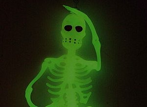 Phosphorescent Toy