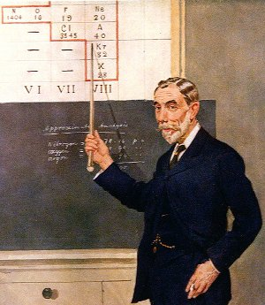 William Ramsay - Noble Gases