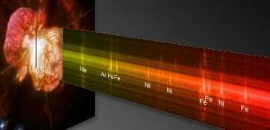 Argon in the spectrum of star gas