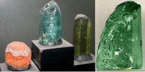 Beryl and Emerald