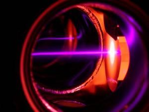Erbium atoms