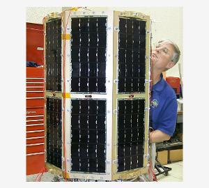 Gallium Arsenide solar cells