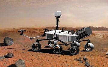Mars Rover, Curiosity