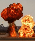 Explosions are very fast chemical reactions