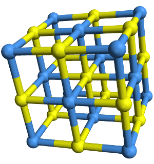 sodium chloride unit cell (a)
